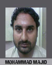 Majid Mohammad Shafi